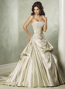 Formal Fashion Evening Bridal Wedding Gowns (WD0001) pictures & photos