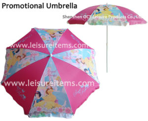Promotional Beach Umbrella (OCT-BUAD11) pictures & photos