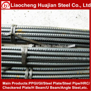 HRB335 Deformed Steel Rebar for Construction pictures & photos