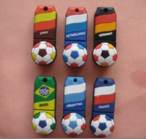 World Cup Football USB Flash Memory Stick