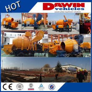 30m3 Hot Ordering Diesel Engine Concrete Pump Mixer with Pump pictures & photos