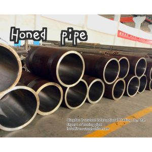 St52 27simn Honing Pipe for Hydraulic Cylinder pictures & photos
