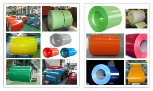 PPGI/PPGL-Various Color - 0.2-1.2mm/ Color Coated Steel/Roofing PPGI pictures & photos