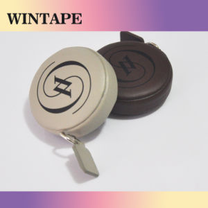 1.5m Tape Measure Promotional PU Leather Gift Item pictures & photos