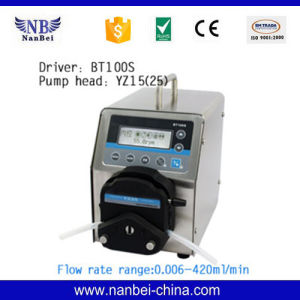 High Quality Price of Micro 12V Mini Peristaltic Pump pictures & photos