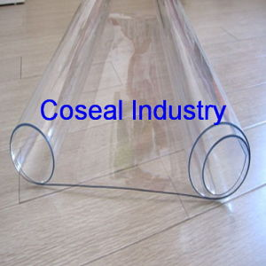 Transparent Plastic Sheet with RoHS Standards pictures & photos