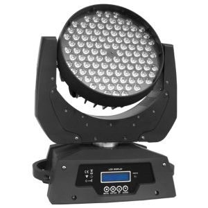 108*3W LED Zoom Moving Head Wash Stage Light pictures & photos