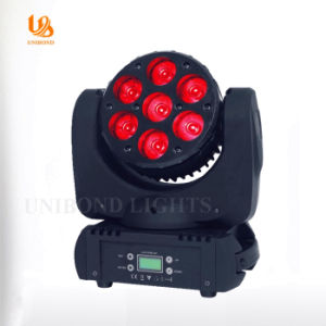 7PCS LED Moving Head Beam Light for Stage Disco Club pictures & photos