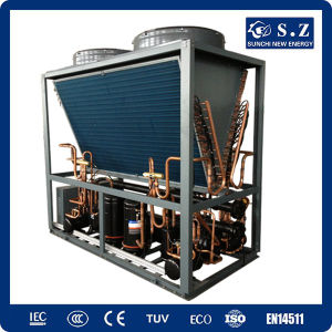 Sc 100% Solar Power DC Inverter Modular Chiller Type Air Conditioner pictures & photos