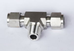 Stainless Steel 304 316reducing Tee