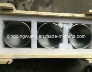 Pure Wolfram Crucible for Vacuum Furnace Melting pictures & photos