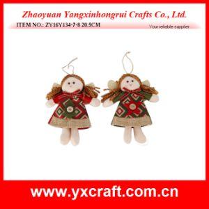 Christmas Decoration (ZY16Y134-7-8 20.5CM) Textile Christmas Decoration Crafts Christmas Decorations pictures & photos