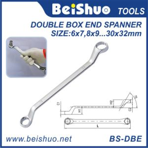 Double Box End Spanner Bicycle Pedal Removal Repair Wrench pictures & photos