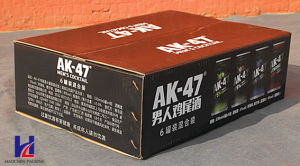 Low Price Corrugated Carton for Beer Package pictures & photos