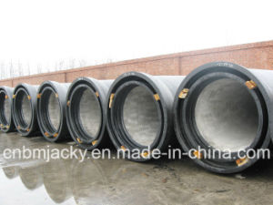 Ductile Iron Pipe Dn900 T-Type/Self-Restrained K8/K9/K12 pictures & photos