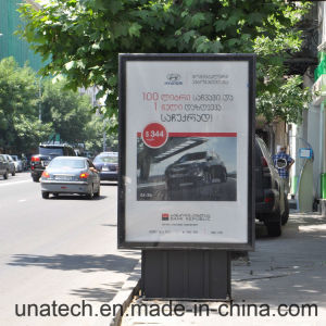 Outdoor or Indoor Advertising Media Aluminium Box LED Display pictures & photos