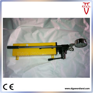 Hand Hold Hydraulic Rock Splitter/Stone Splitter (DS90A-E) Chris