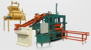 Auto Brick Plant Qt5-20 New Premium Hollow Block Machine pictures & photos