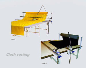 Cloth Cutting (for clothing and knitting curring)