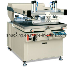 Semi Automatic Flatbed Screen Printer pictures & photos