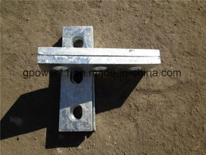 Forged Guy Clamp Used to Secure /Hold The Ends of The Guy Strand Wires pictures & photos