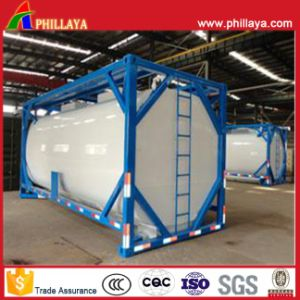 40FT 20FT LNG CO2 ISO Tank Container (OIL LIQUID LPG) pictures & photos