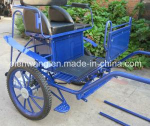 Pony Marathon Horse Carriage Horse Cart pictures & photos