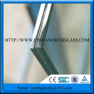 6.38-16.76mm Clear Laminated Safety Glass pictures & photos