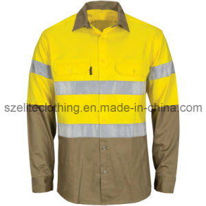 3m Reflective Australian Safety Clothing (ELTHVJ-175) pictures & photos