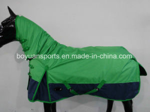 Winter Waterproof Breathable Heavyweight Horse Rugs pictures & photos