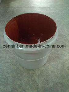 Hot Sale Solvent Base Red Single-Component PU Waterproof Coating pictures & photos