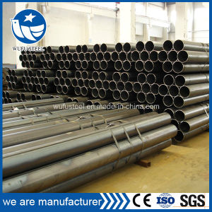 ERW Hfw Welded Carbon Steel Pipe pictures & photos