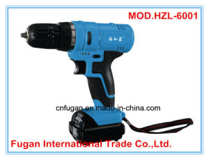 12V Cordless Electric Hand Drill Power Tool (HZL-6001)