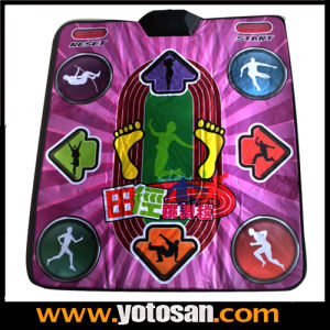 16 Bit Sports Dance Mat Dancing Pad for TV PC USB pictures & photos
