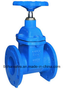 CE Approved DIN3352 Gate Valve