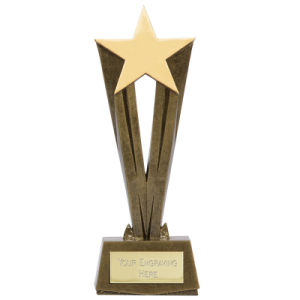 Creative Metal / Alloy Awards Trophy