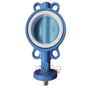 Cast Iron Water Type Butterfly Valve pictures & photos