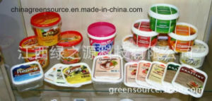 Greensource, in-Mould Labeling of Food Packing Box pictures & photos