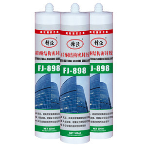 One-Part RTV Silicone Rubber Adhesive Sealant