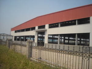New Prefab Steel Frame/ Steel Building/ Steel Structure Workshop/Warehouse (SL-0057) pictures & photos
