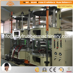 Motorcycle Tyre Rubber Curing Press with BV, SGS, Ce Certification pictures & photos