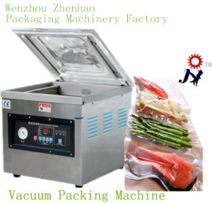 Dz260 Table Type Vacuum Packaging Machine Vacuum Sealer