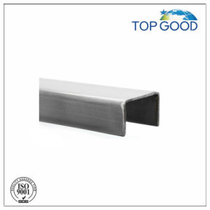 Topgood Stainless Steel U Profile / U Pipe/ U Tube (51400) pictures & photos