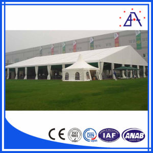 High Quality Certificated 20X40m Large Aluminum Tent Profile pictures & photos