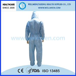 Chemical Protective Safety Coverall (WM-CG028) pictures & photos