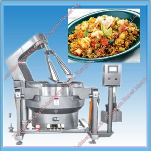 Best Sale Commercial Induction Wok Cooker pictures & photos