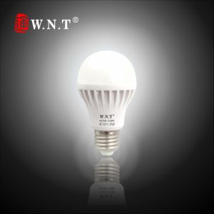 3W 5W 7W Warm White CE Approved LED Bulb with Plastic Housing (B101-3W)