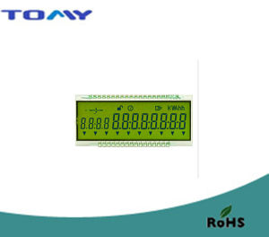 Stn Transflective LCD Display for Ammeter pictures & photos