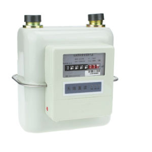Wireless Remote Radio Intelligent Natrual/Coal/ LPG Gas Meter pictures & photos