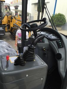 Zl16 Same as John Deere Fully Hydraulic Construction Small Mini Front Wheel Loader pictures & photos